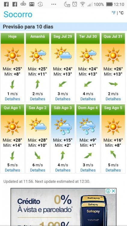 Previsão Foreca Socorro SP Data 28 Julho - 05 Agosto 2019.jpeg
