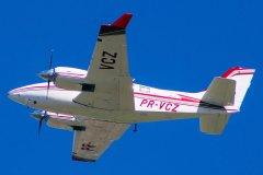 Beechcraft 58 Baron PR-VCZ