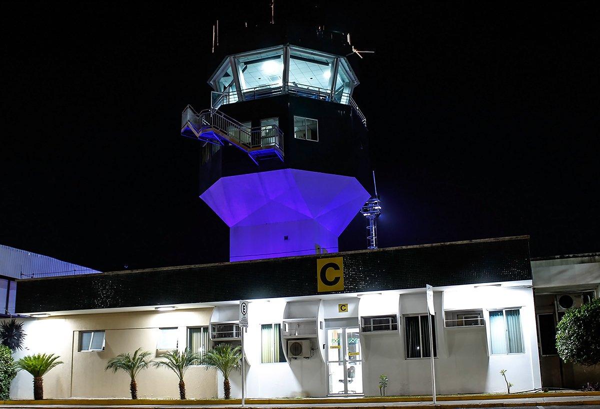 Torre de Controle do Aeroporto de Teresina (THE-SBTE)
